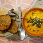 Roasted Pumpkin Soup Recipe