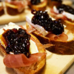 Brie and Sweet Onion Crostini Recipe