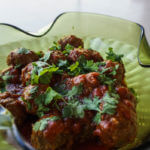 Moroccan Meatballs with Harissa Recipe
