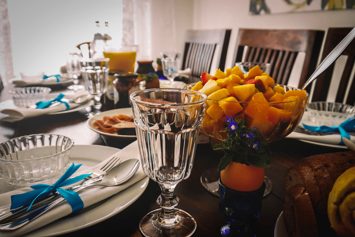 Easy Entertaining: Advice for Entertaining at Home