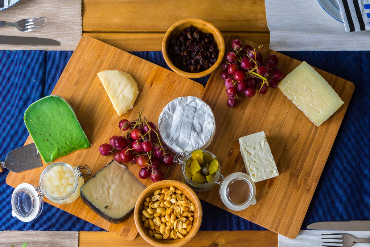 Build the Perfect Cheese Platter Part 2