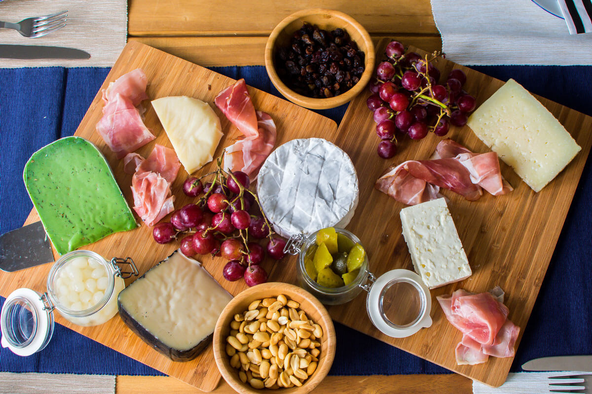 Build the Perfect Cheese Platter Part 3
