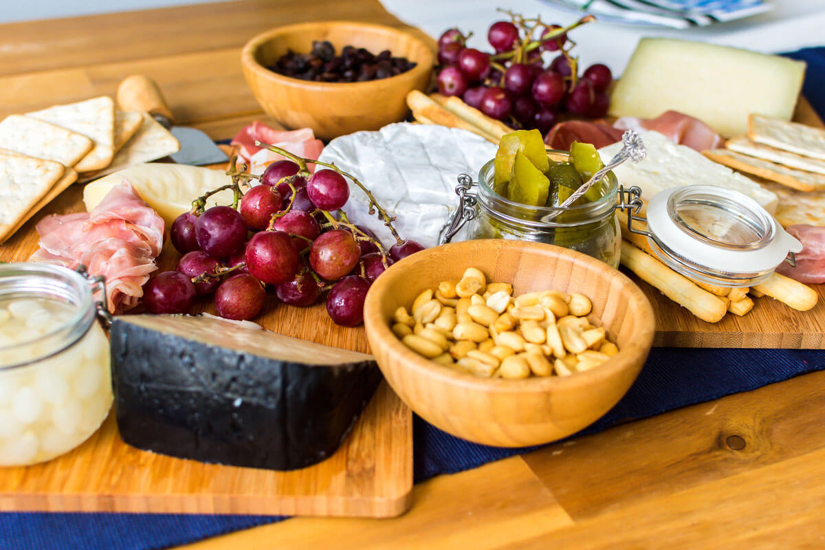 Built the Perfect Cheese Platter 7
