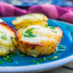 Mediterranean Individual Scalloped Potatoes