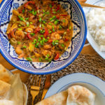 Asian-Inspired Shrimp Curry Recipe