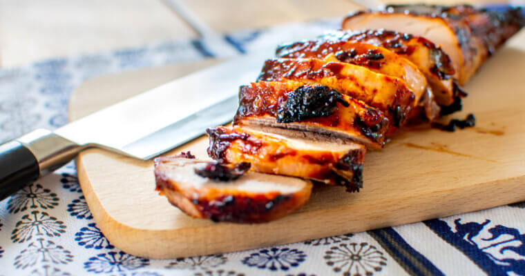 Char Siu Recipe (Chinese Barbecue Pork)