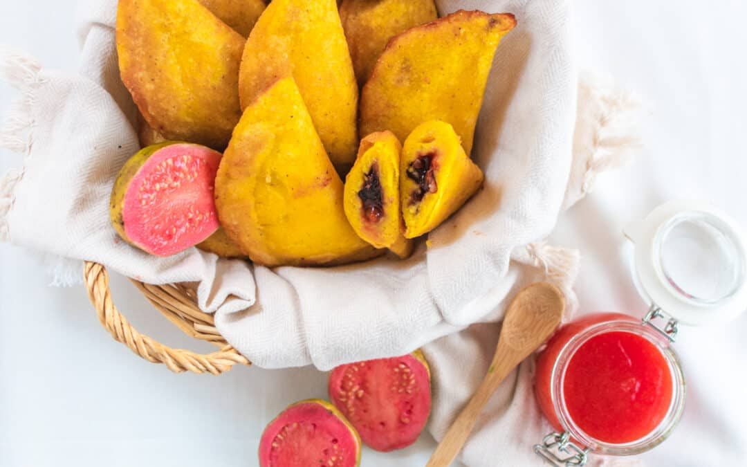 Guava Empanadas Recipe with Bacon